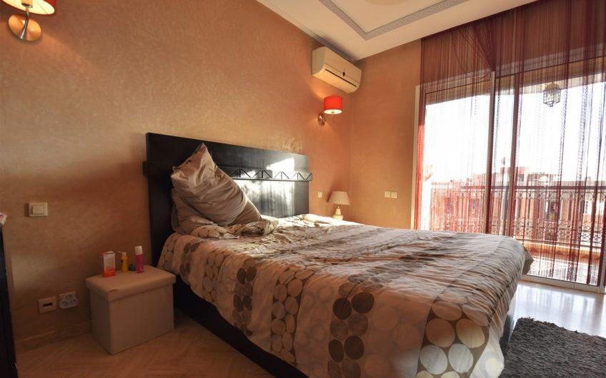 Marrakech Victor Hugo appartement à louer