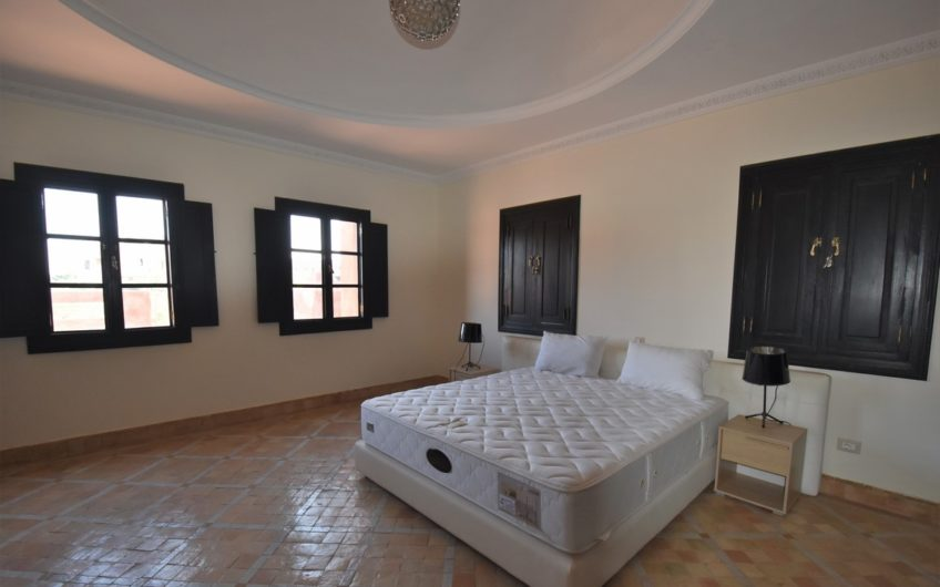 Marrakech Palmeraie villa à vendre