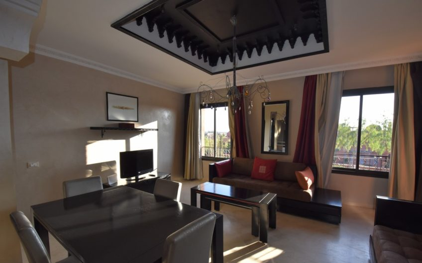 Marrakech Palmerae location appartement