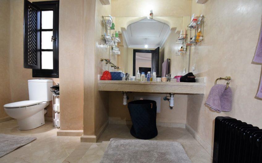 Marrakech Palmeraie villa à louer non meublée