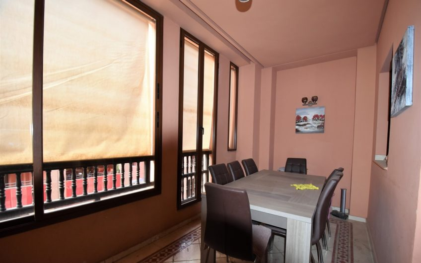 Marrakech Guéliz appartement à louer terrasse