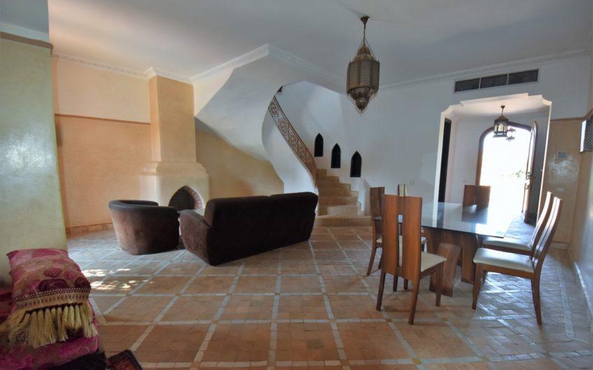 Marrakech Palmeraie villa à louer