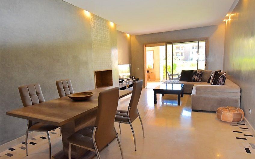 Marrakech Prestigia, appartement à louer, retrouvez nos annonces sur :https://www.marrakech-immobilier.eu