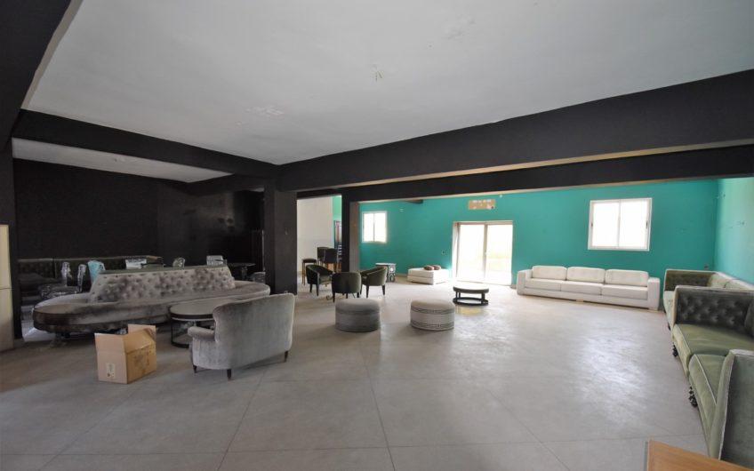 Marrakech Sidi Ghanem bureau à louer