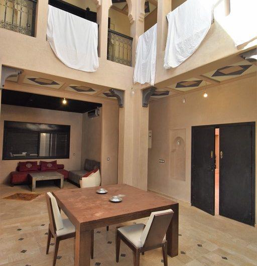 Marrakech route ouarzazate villa à louer