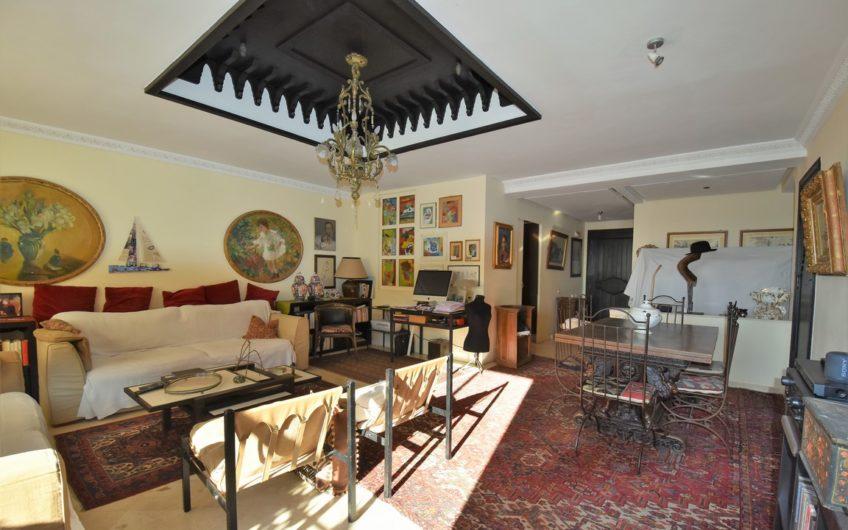 Marrakech Palmeraie appartement à vendre lumineux