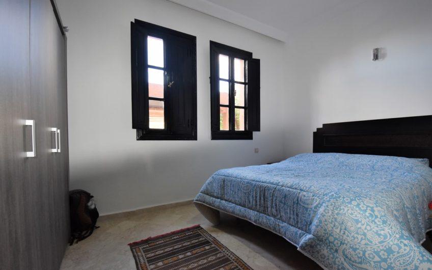 Marrakech Palmeraie villa 3 suites piscine