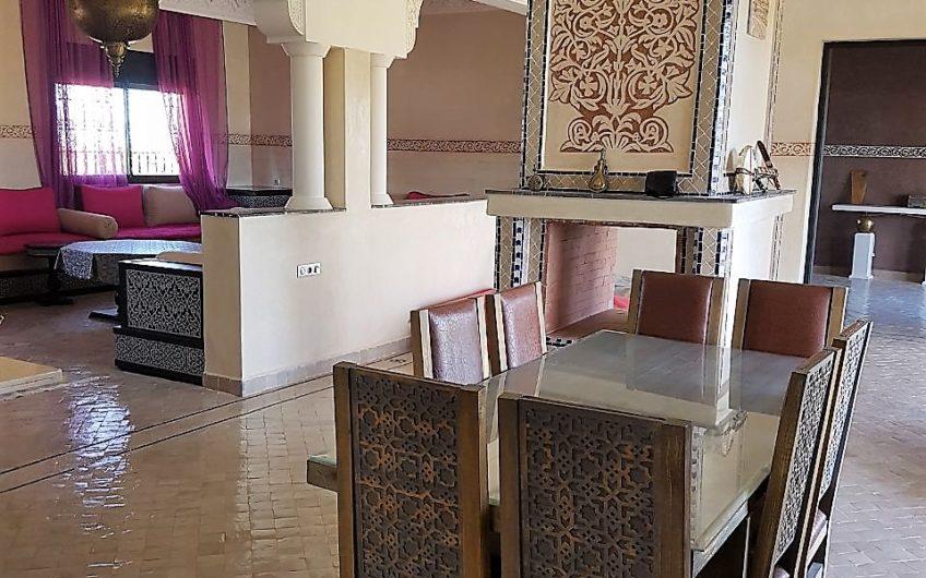 Marrakech route ourika villa à vendre, retrouvez nos annonces sur :https://www.marrakech-immobilier.eu