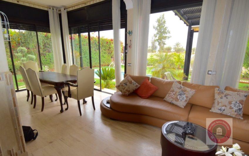 Marrakech Agdal Villa à louer