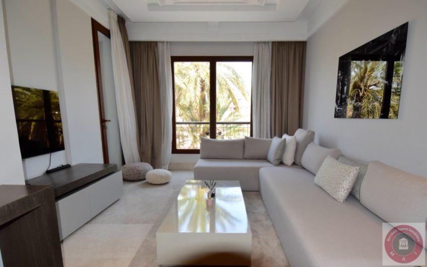 Marrakech Hivernage Appartement haut standing à louer