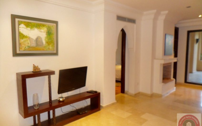 Marrakech Agdal Appartement à louer meublé