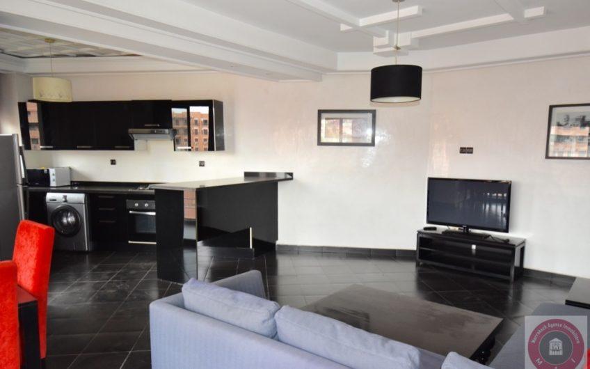 Marrakech Hivernage Appartement meublé à louer