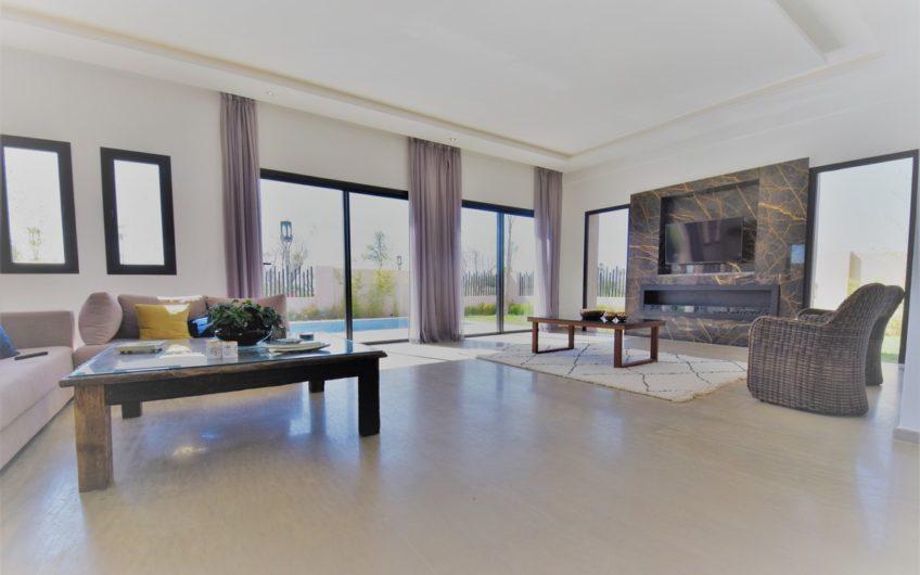Marrakech Amelkis, villa à vendre, retrouvez nos annonces immobilières sur www.marrakech-immobilier.eu