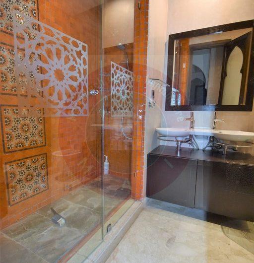 Marrakech villa à louer piscine