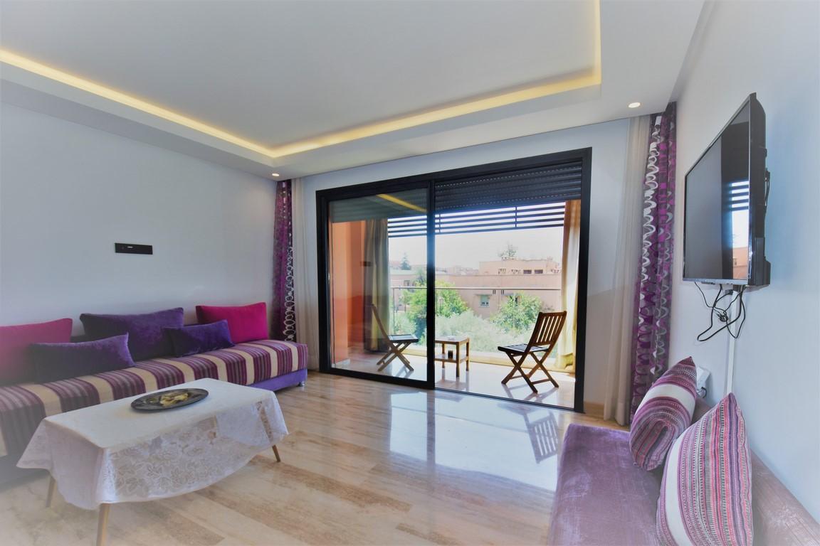 Hivernage appartement à louer terrasse