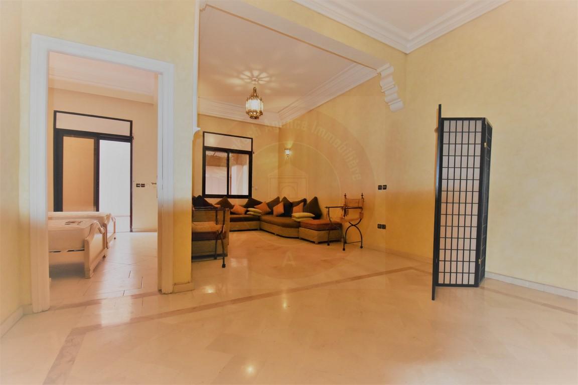 Marrakech Guéliz appartement à vendre terrasse