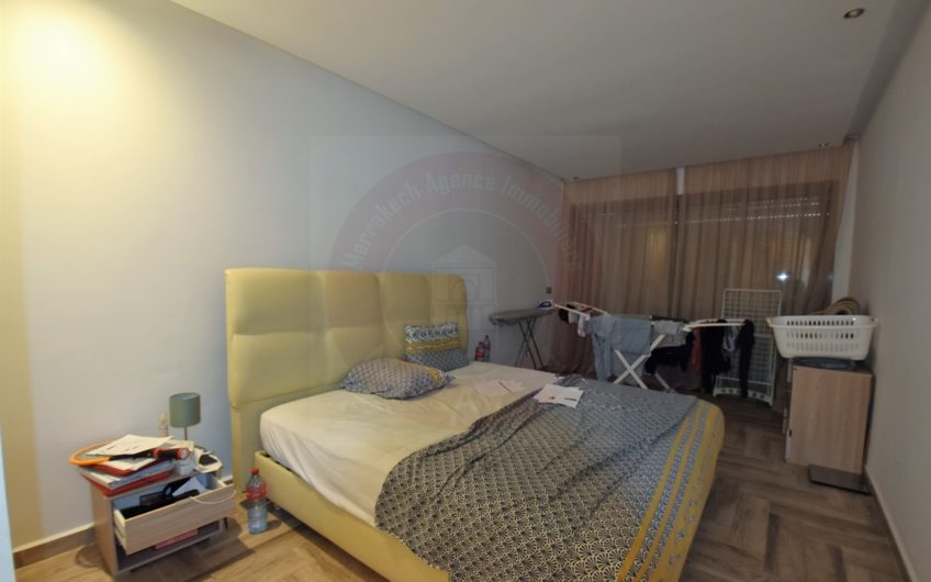 Marrakech Prestigia bel appartement à vendre