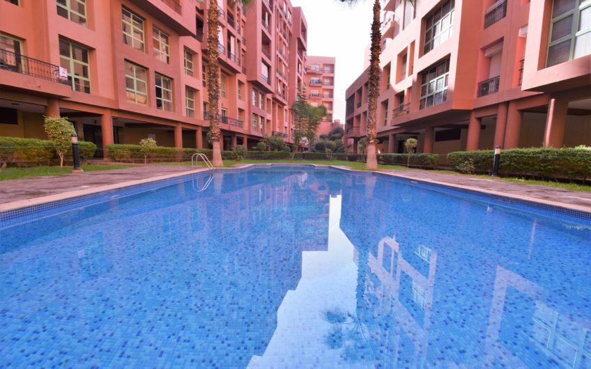 Majorelle bel appartement à louer terrasse piscine