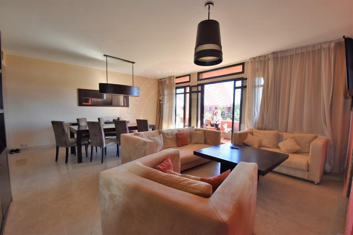 Marrakech Amelkis appartement à louer