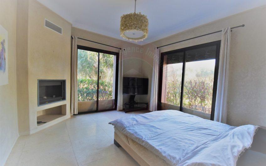 Marrakech Ourika plage rouge villa à vendre