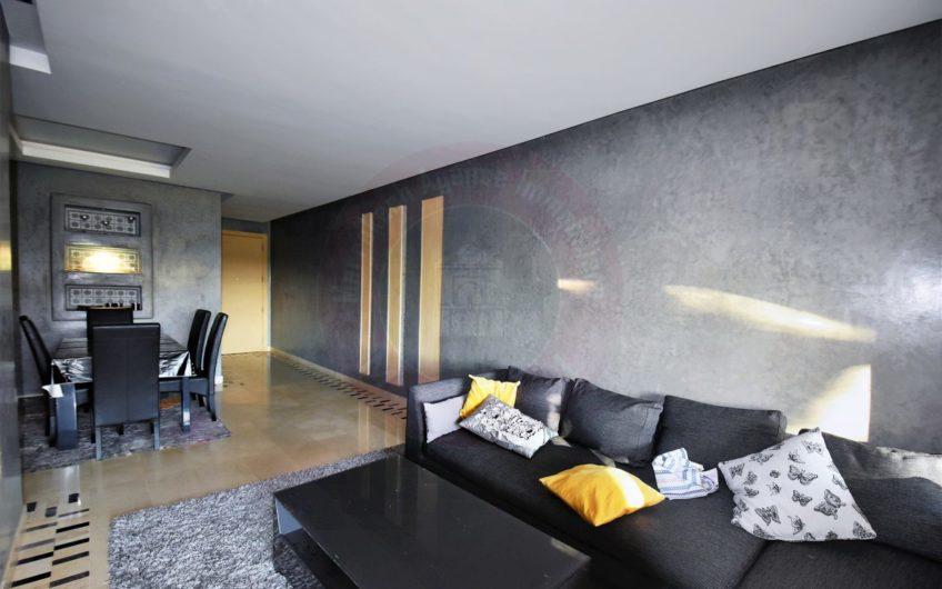 Marrakech Prestigia bel appartement à louer