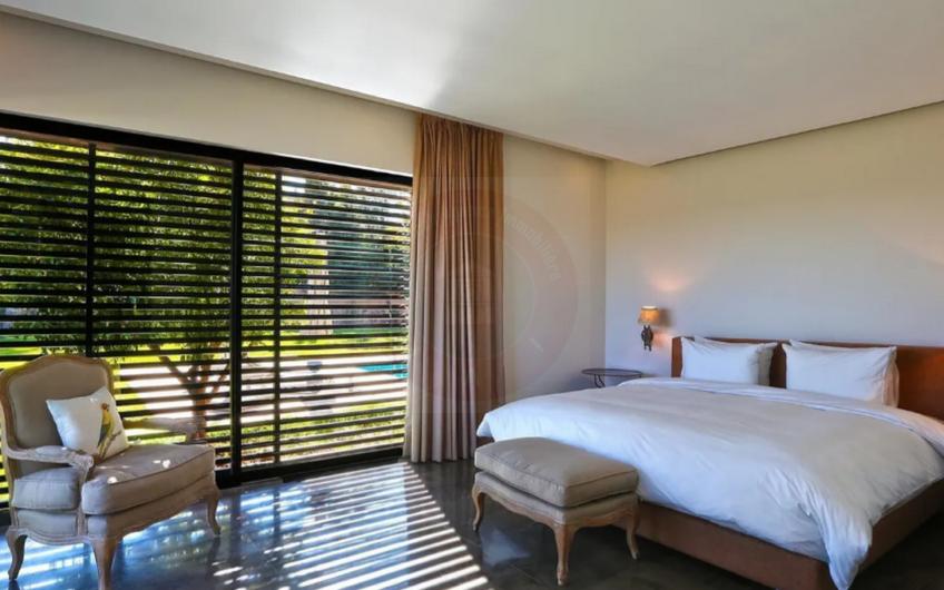 Marrakech résidence sur golf location villa