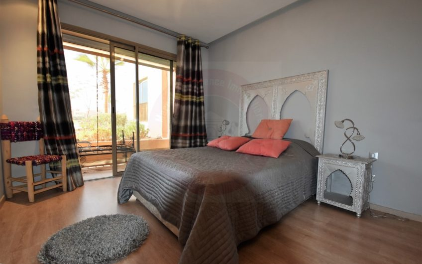 Marrakech Prestigia vente appartement