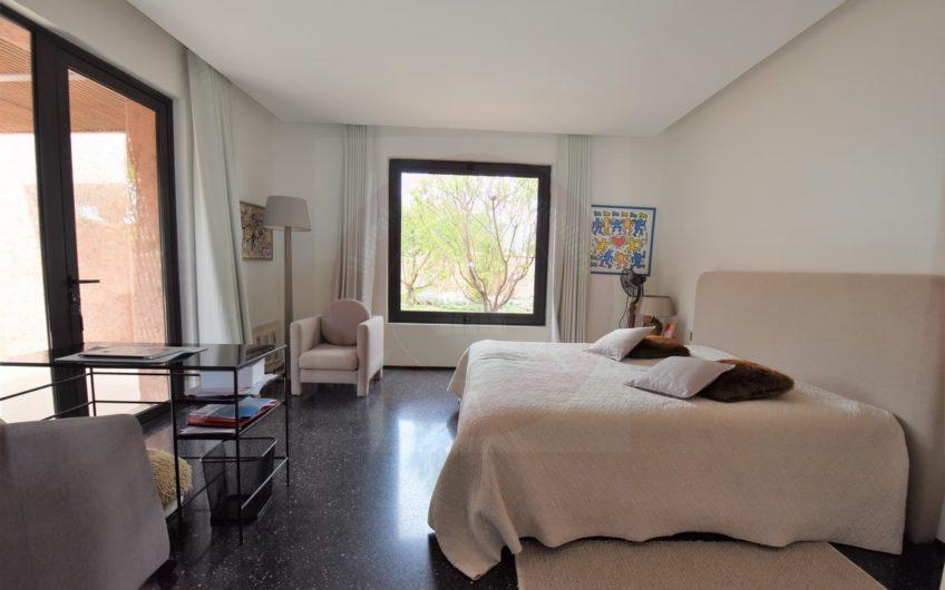 Marrakech location villa résidence golfique