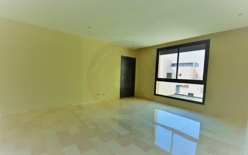 Marrakech location villa résidence golf 3 chambres