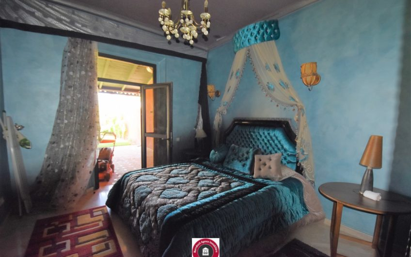 Palmeraie Marrakech villa à la vente