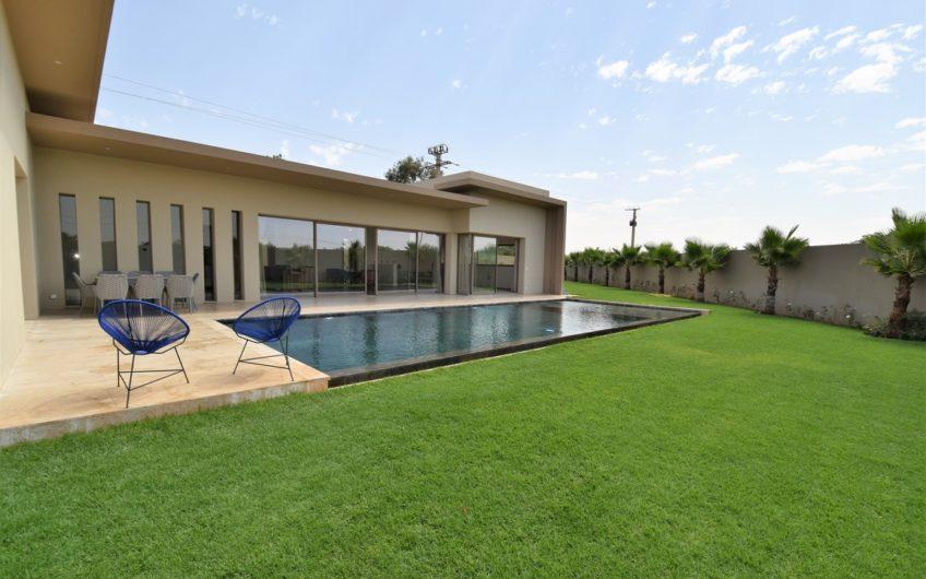 Marrakech location villa prestige