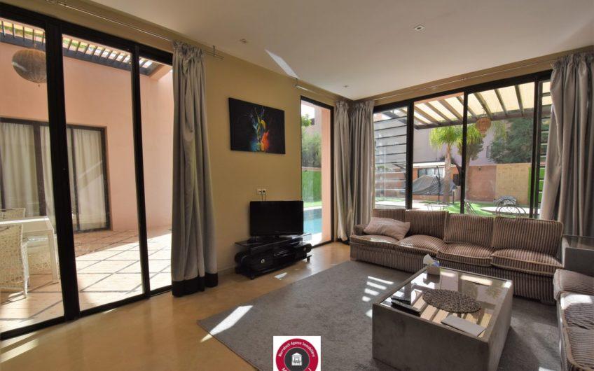 Marrakech villa à louer